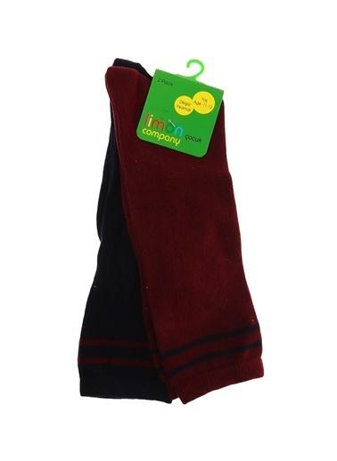 Limon Company Soket Çorap Kırmızı